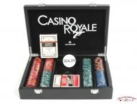 Coffret de 200 jetons de poker