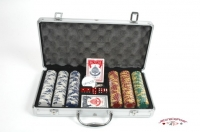 Coffret de 300 jetons de poker Crown
