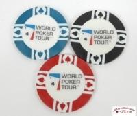 Coffret de 300 jetons de poker WPT