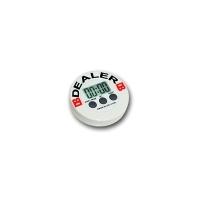 Bouton dealer timer