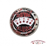 "Card guard ""Royal Flush"""