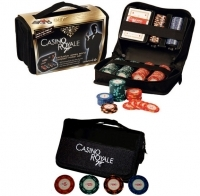 "Coffret de 150 jetons de poker "" Casino Royale "" 14 g"