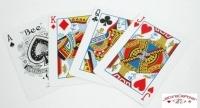 Jeu de 52 cartes WPT Official Bee Blanc