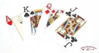 """Jeux de 52 cartes """"WSOP 2 / Jumbo Rouge"""""""