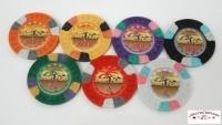 Coffret de 500 jetons de poker Desert Palms