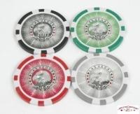 Coffret de 300 jetons de poker Laser Eagle