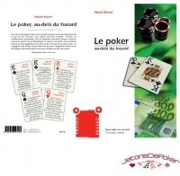 Livre Le poker, au-delà du hasard 2 eme édition