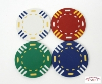 "Coffret de 300 jetons de poker ""Stripes"""