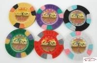 Coffret de 300 jetons de poker Desert Palms